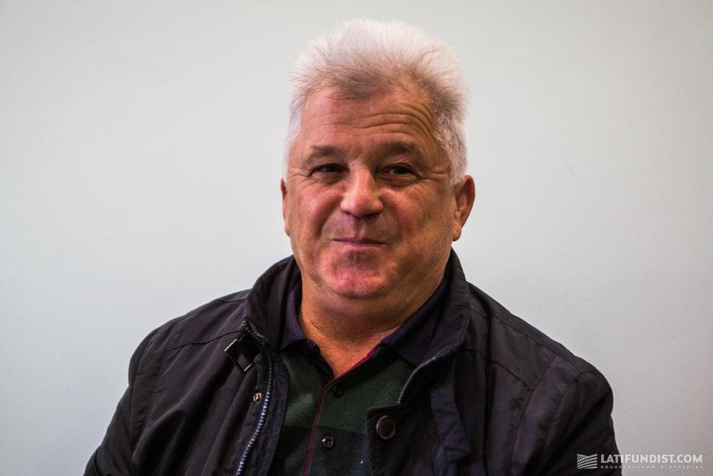 Петр Кутя, директор по западному региону компании «КВС-УКРАИНА»
